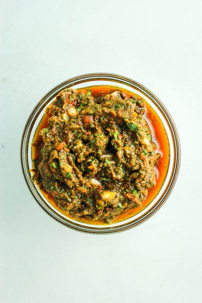 Spicy Vegan Sofritas