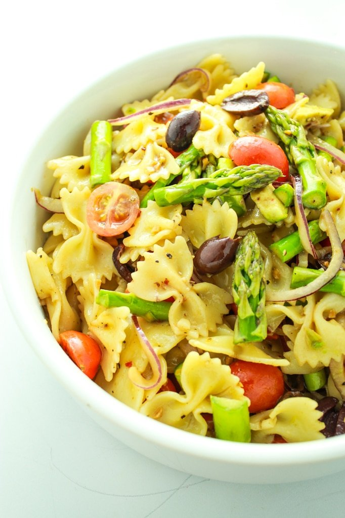 15 Minute Vegan Pasta Salad Crazy Easy And So Good I Make This For