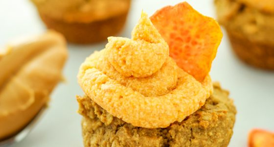 Peanut Butter Pupcakes – Cupcakes for Dogs