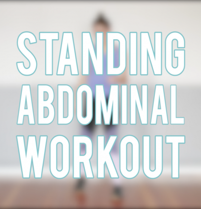 Standing Ab Workout