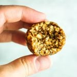 Pumpkin Energy Balls – EASY energy balls. Made with simple ingredients and no added sugar. Vegan and gluten free!