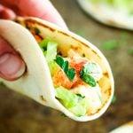 Lobster Roll Tacos
