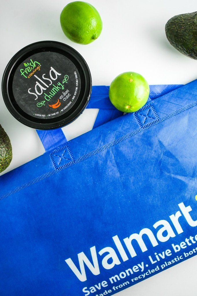 Salsa and Limes Walmart bag