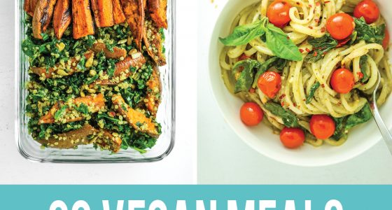 22 Vegan Meals To Make In Under 40 Minutes