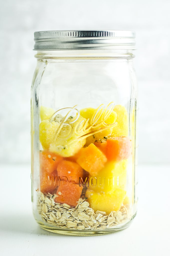 Fruit in Jar