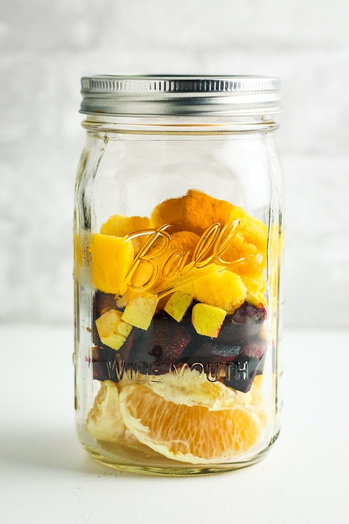 Jar of Fruit