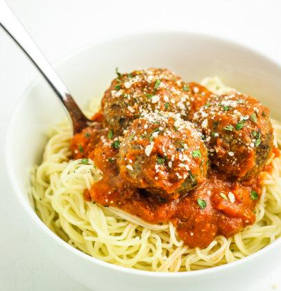Vegan Quinoa Mushroom Meatballs