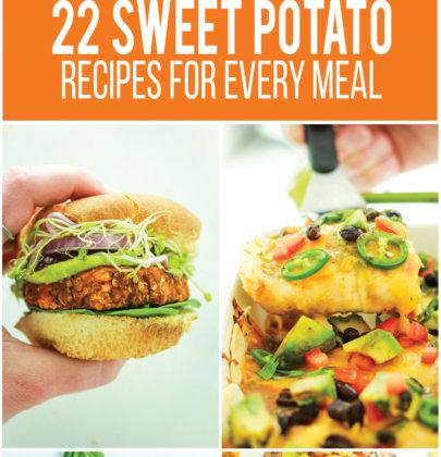 22 AMAZING Sweet Potato Recipes