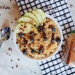 Coconut Quinoa Breakfast Bowl