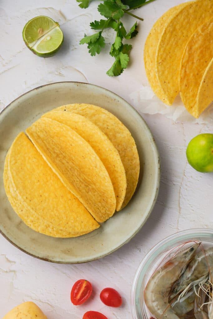 Preparing your tacos