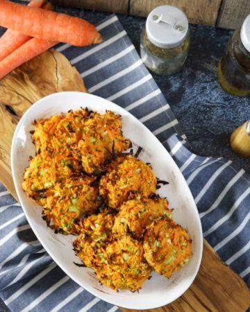 carrot patties